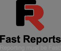 FastReportのテキスト オブジェクトを回転させる方法