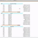 FastReportの式にインライン書式設定を使って書式を指定する方法